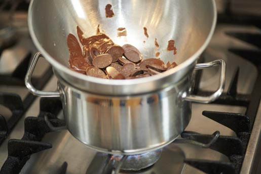 Chocoladtorentje 1