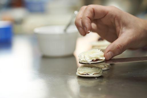 Geitenkaas sandwich 5